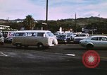 Image of PX Service Station Hawaii USA, 1974, second 8 stock footage video 65675043657