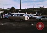 Image of PX Service Station Hawaii USA, 1974, second 9 stock footage video 65675043657