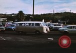 Image of PX Service Station Hawaii USA, 1974, second 10 stock footage video 65675043657