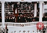 Image of Richard Nixon's Inauguration Washington DC USA, 1973, second 10 stock footage video 65675043666