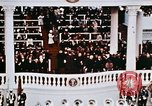 Image of Richard Nixon's Inauguration Washington DC USA, 1973, second 11 stock footage video 65675043666