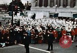 Image of Richard Nixon's Inauguration Washington DC USA, 1973, second 4 stock footage video 65675043670