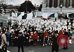 Image of Richard Nixon's Inauguration Washington DC USA, 1973, second 7 stock footage video 65675043670