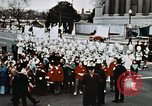 Image of Richard Nixon's Inauguration Washington DC USA, 1973, second 8 stock footage video 65675043670