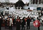 Image of Richard Nixon's Inauguration Washington DC USA, 1973, second 9 stock footage video 65675043670
