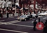 Image of Richard Nixon's Inauguration Washington DC USA, 1973, second 6 stock footage video 65675043671