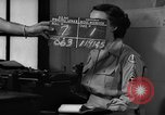 Image of Women's Army Corps Kandy Ceylon, 1945, second 3 stock footage video 65675043700