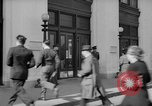 Image of Navy Department building in World War 2 era Washington DC USA, 1941, second 5 stock footage video 65675043709
