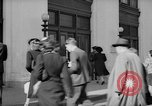 Image of Navy Department building in World War 2 era Washington DC USA, 1941, second 8 stock footage video 65675043709