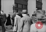 Image of Navy Department building in World War 2 era Washington DC USA, 1941, second 9 stock footage video 65675043709