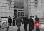 Image of Navy recruitment San Francisco California USA, 1941, second 2 stock footage video 65675043717