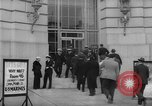 Image of Navy recruitment San Francisco California USA, 1941, second 4 stock footage video 65675043717