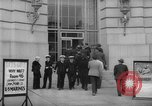 Image of Navy recruitment San Francisco California USA, 1941, second 6 stock footage video 65675043717