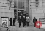 Image of Navy recruitment San Francisco California USA, 1941, second 7 stock footage video 65675043717