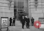 Image of Navy recruitment San Francisco California USA, 1941, second 8 stock footage video 65675043717