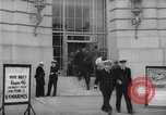 Image of Navy recruitment San Francisco California USA, 1941, second 9 stock footage video 65675043717