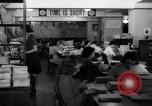 Image of Fingerprint Recording Section Washington DC USA, 1942, second 6 stock footage video 65675043719