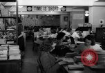 Image of Fingerprint Recording Section Washington DC USA, 1942, second 7 stock footage video 65675043719