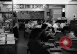 Image of Fingerprint Recording Section Washington DC USA, 1942, second 8 stock footage video 65675043719