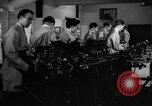 Image of Printing Department Washington DC USA, 1942, second 7 stock footage video 65675043720