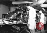 Image of Printing Department Washington DC USA, 1942, second 1 stock footage video 65675043721