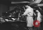 Image of Printing Department Washington DC USA, 1942, second 2 stock footage video 65675043721