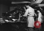 Image of Printing Department Washington DC USA, 1942, second 5 stock footage video 65675043721