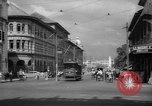 Image of York Street Colombo Ceylon, 1942, second 6 stock footage video 65675043729