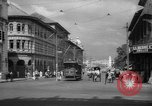 Image of York Street Colombo Ceylon, 1942, second 8 stock footage video 65675043729