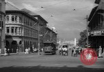 Image of York Street Colombo Ceylon, 1942, second 9 stock footage video 65675043729