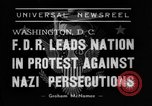 Image of Herbert Hoover United States USA, 1938, second 7 stock footage video 65675043734