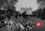 Image of Annual Saint Hubert's hunt Compiegne France, 1938, second 10 stock footage video 65675043744