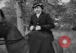 Image of Annual Saint Hubert's hunt Compiegne France, 1938, second 12 stock footage video 65675043744