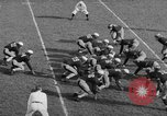 Image of Football match Ithaca New York USA, 1938, second 5 stock footage video 65675043745