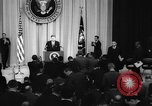 Image of President John F Kennedy confirms Soviet military out of Cuba United States USA, 1962, second 12 stock footage video 65675043748
