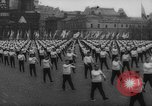 Image of May Day celebration Moscow Russia Soviet Union, 1961, second 11 stock footage video 65675043752