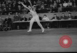 Image of Gymnastic Championship Germany, 1961, second 7 stock footage video 65675043756