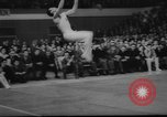 Image of Gymnastic Championship Germany, 1961, second 11 stock footage video 65675043756