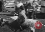 Image of Rodeo Show Texas United States USA, 1961, second 11 stock footage video 65675043757