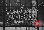 Image of Community Advisory Service Center Bridgeport Connecticut USA, 1949, second 11 stock footage video 65675043774
