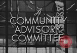 Image of Community Advisory Service Center Bridgeport Connecticut USA, 1949, second 12 stock footage video 65675043774