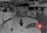 Image of Marius Moutet French Indo China, 1947, second 4 stock footage video 65675043776