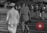 Image of Marius Moutet French Indo China, 1947, second 9 stock footage video 65675043776