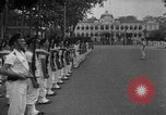 Image of Marius Moutet French Indo China, 1947, second 10 stock footage video 65675043776