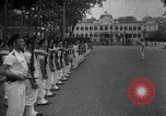 Image of Marius Moutet French Indo China, 1947, second 11 stock footage video 65675043776