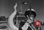 Image of King Norodom Sihanouk Cambodia, 1947, second 4 stock footage video 65675043779