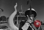 Image of King Norodom Sihanouk Cambodia, 1947, second 6 stock footage video 65675043779