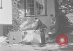 Image of Backyard fallout shelter United States USA, 1950, second 3 stock footage video 65675043805