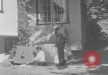 Image of Backyard fallout shelter United States USA, 1950, second 4 stock footage video 65675043805