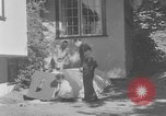 Image of Backyard fallout shelter United States USA, 1950, second 6 stock footage video 65675043805